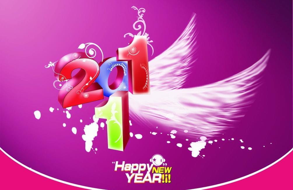 新年英语祝福语大全